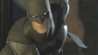 Batman Telltale - All Boss Fights