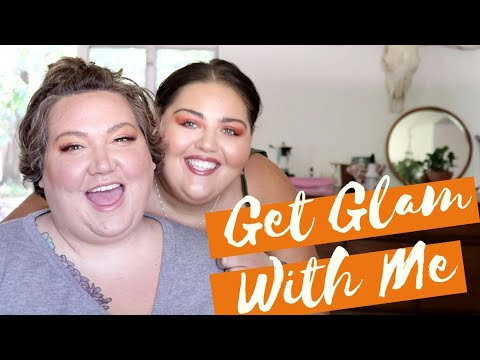 I HATE WHEN PEOPLE DO MY MAKEUP | Victoria gets me glam!