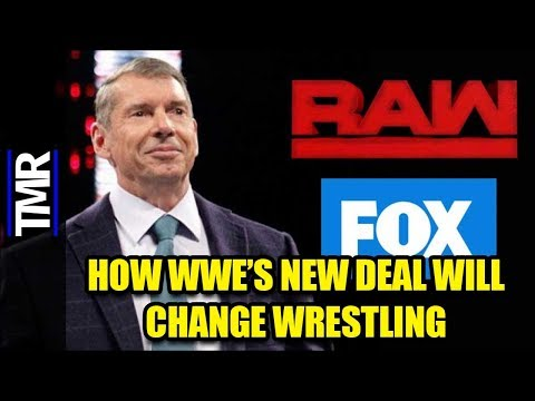 WWE Signs With FOX. Breaks Wrestling | Pro-Wrestling Podcast
