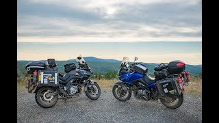 Florida to Alaska by Motorcycle - 2 V-strom 650's travel over 11,700 miles to Prudhoe Bay, Alaska