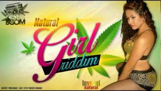 NATURAL GIRL RIDDIM-INSTRUMENTAL DANCEHALL 2014