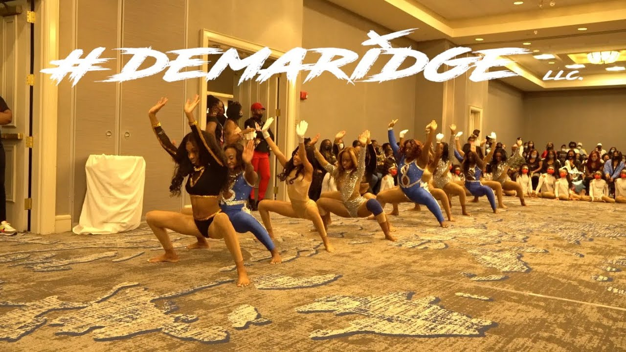 Download M-Tigerettes   March -In   The Heat Is On Dance Competition 2021