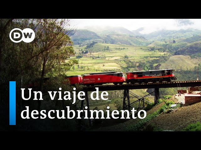 Atravesando Ecuador en tren | DW Documental