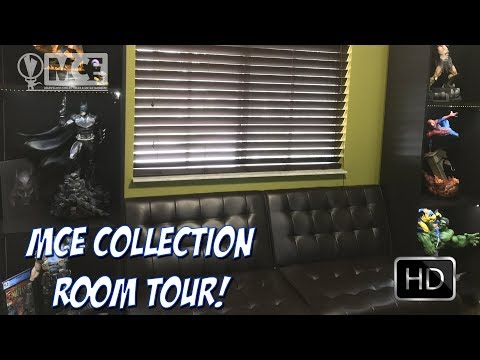 MCE Collection Room Tour Featuring Sideshow Collectibles and XM Studios - October