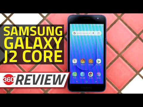 Samsung Galaxy J2 Core Review | Best Entry-Level Smartphone?