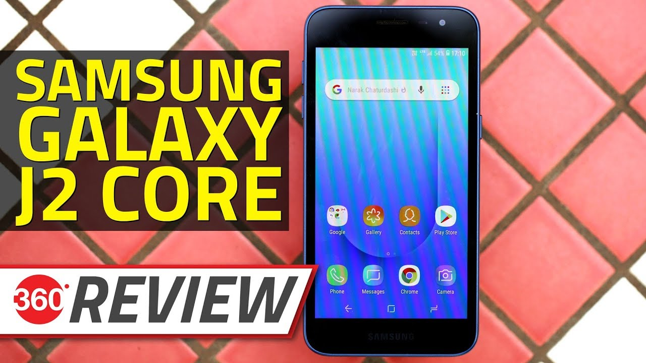 Samsung Galaxy J2 Core, Galaxy J4 Android Pie Update Hinted Through