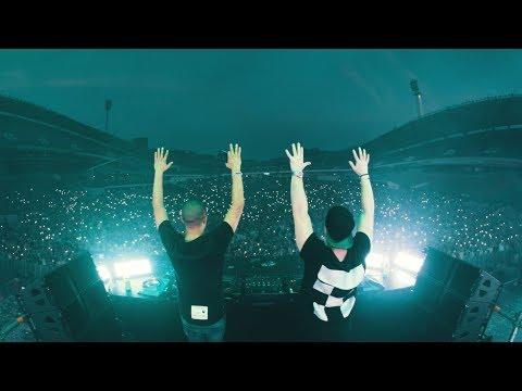Hardwell & Wildstylez feat. KiFi - Shine A Light (Official Music Video)