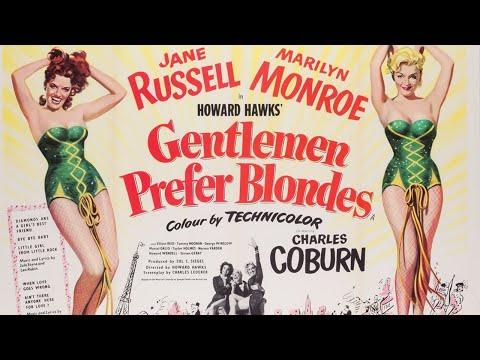Gentlemen Prefer Blondes (Erkekler Sarışınları Sever) 1953 HD