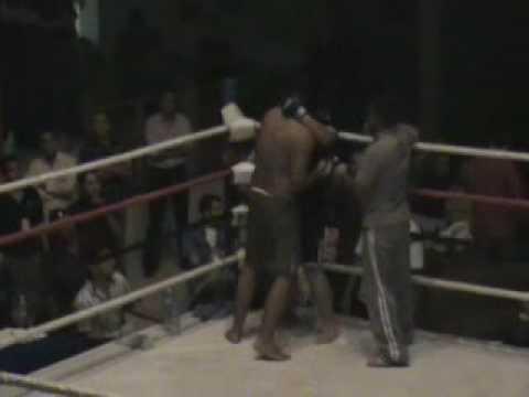 Doberman Zona de Combate Vs Vicente Arlington MMA
