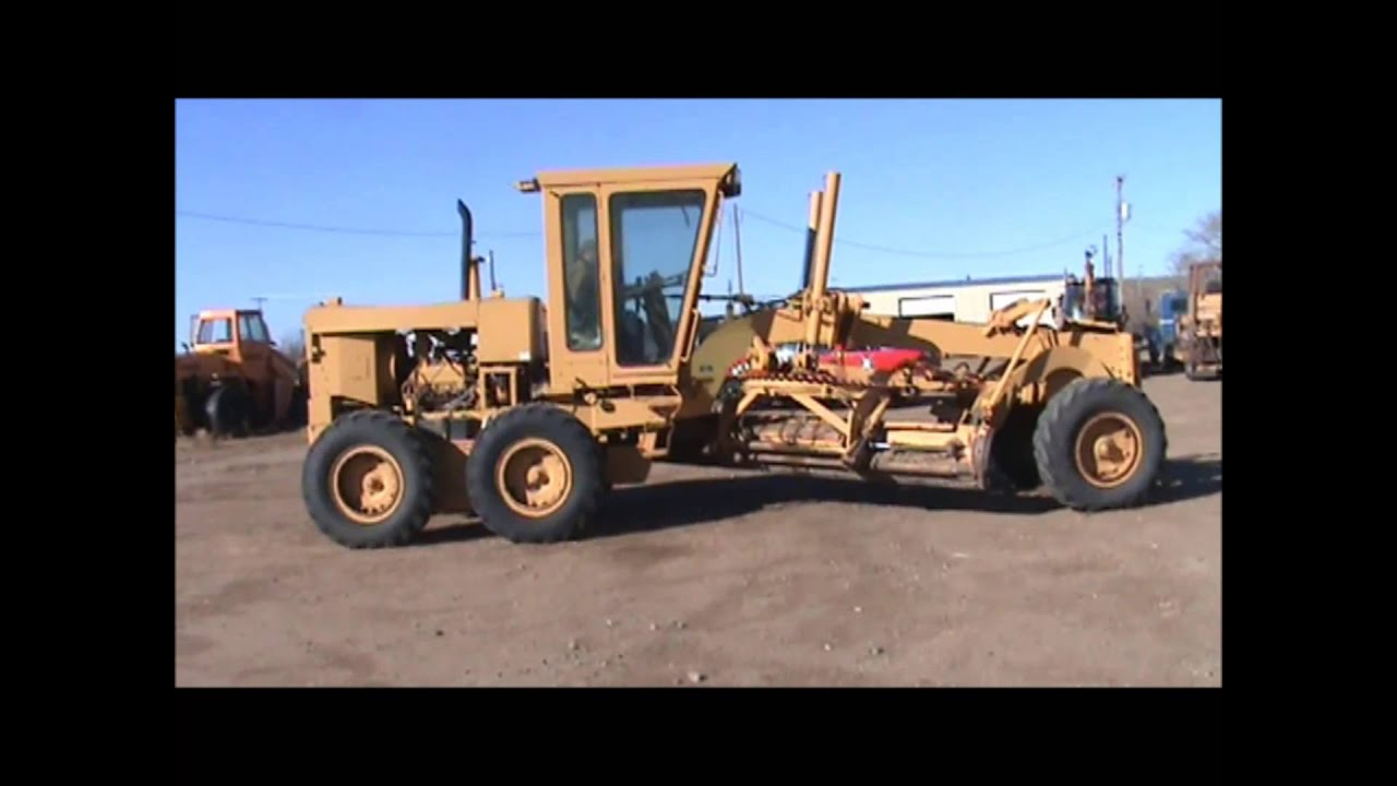 hot sale new collection best website 1989 Champion 710A articulated motor grader for sale | sold at auction  February 13, 2014