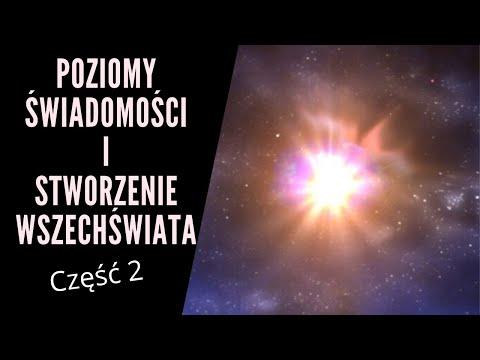 Robert Monroe odc 2 pl - Poziomy świadomości, Stworzenie Wszechświata (eng. subtitles)