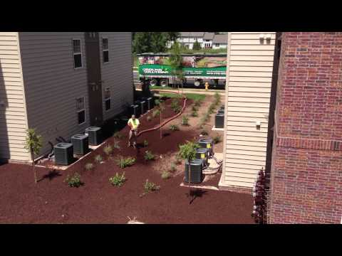 Ground Solutions - Mulch Installation