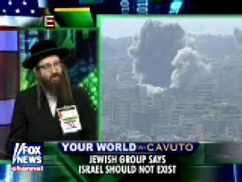 Fox interview with Rabbai Yisroel Weiss