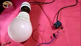 আপনার ঘরের লাইট বা ফ্যান অন অফ করুন রিমোট দিয়েই | Make A Remote control light or fan