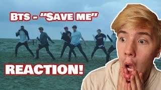 Non Kpop fan reacts to BTS - Save Me