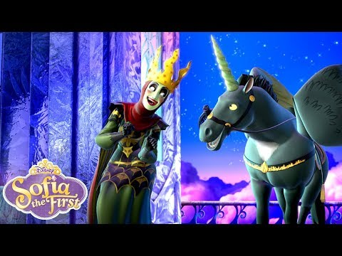Get Wicked Music Video | Sofia the First | Disney Junior