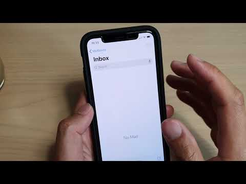 How To Add Gmail To IPhone Mail Using IMAP | IOS 13