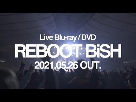 "Live Blu-ray&DVD ""REBOOT BiSH"" 5/26発売決定!!"