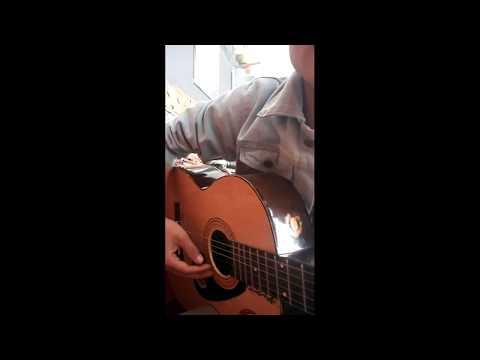 Sayang-sayang cover gitar