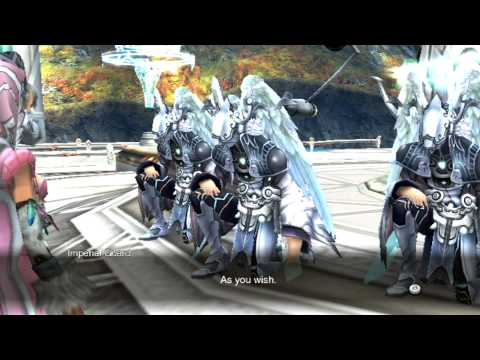 Xenoblade Chronicles - Episode 32: Imperial Capital Alcamoth