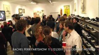 PLAYBOY TV'S RACHEL PERRY ART COLLECTION 11/12/2011 - 1/12/2012 HRLife