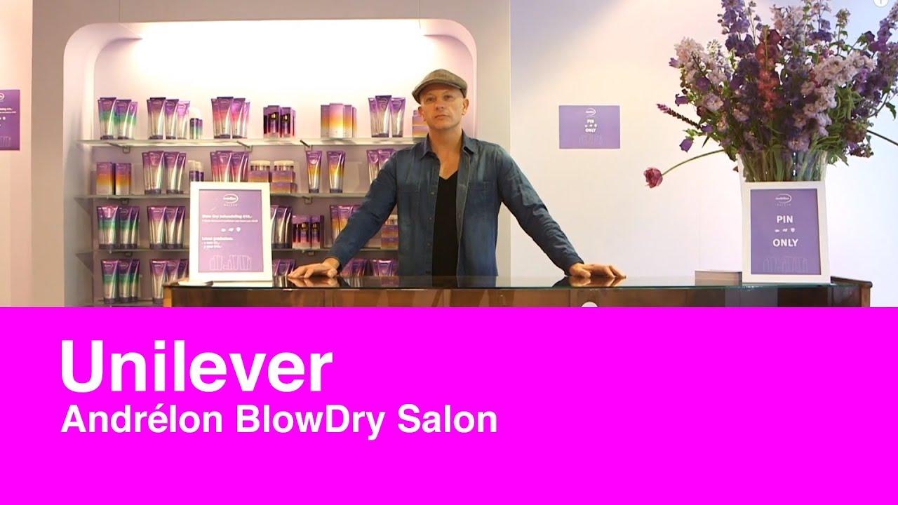 Andrélon Blow Dry Salon Hoofddorp