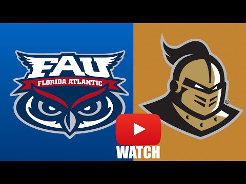 Florida Atlantic vs UCF Week 4 Full Game Highlights (HD)