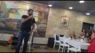 ÇSA etkinliğinde Barış Atay'ın konuşması