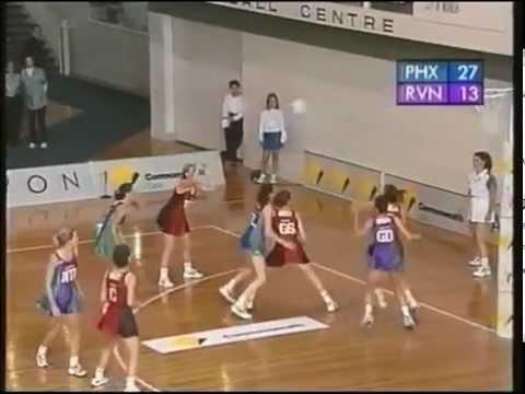1997 CBT Melbourne Phoenix V Adelaide Ravens