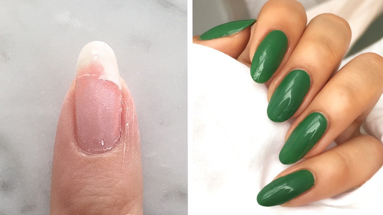 How to repair nails 28