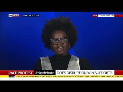 Black Lives Matter UK: Do Disruptive Protests Help Causes?