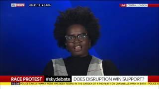 Black Lives Matter UK: Do Disruptive Protests Help Causes?