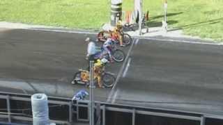 Подборка аварий и падений в спорте 1 | Speedway