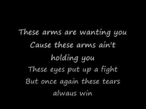 Alicia Keys- Tears Always Win (Lyrics)
