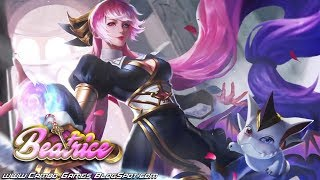 Heroes Arena 5v5: New Hero - Beatrice Elemental Maiden Gameplay Android/iOS