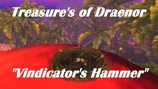 World Of Warcraft - Treasures of Draenor - Vindicator
