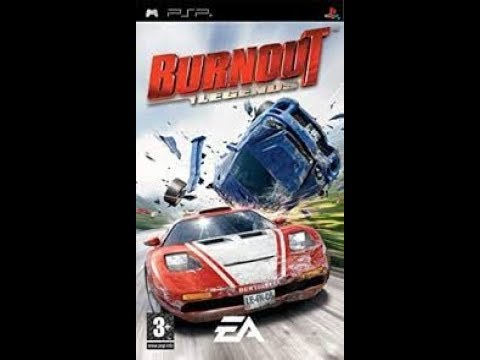 Burnout Legends Psp Download Works on Ps3 Cfw As Well