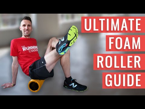 How To Use Your Foam Roller | Guide To Effective RUNNING RECOVERY
