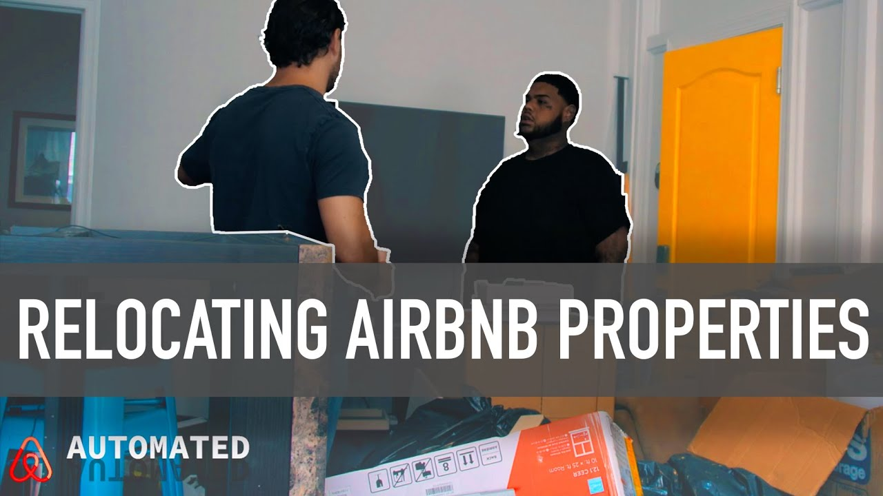 How To Relocate Multiple Airbnbs At the Same Time  |  Moving Day Pro Tips for Airbnb Hosts