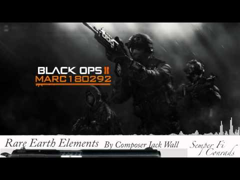 Black Ops 2 Soundtrack: Rare Earth Elements