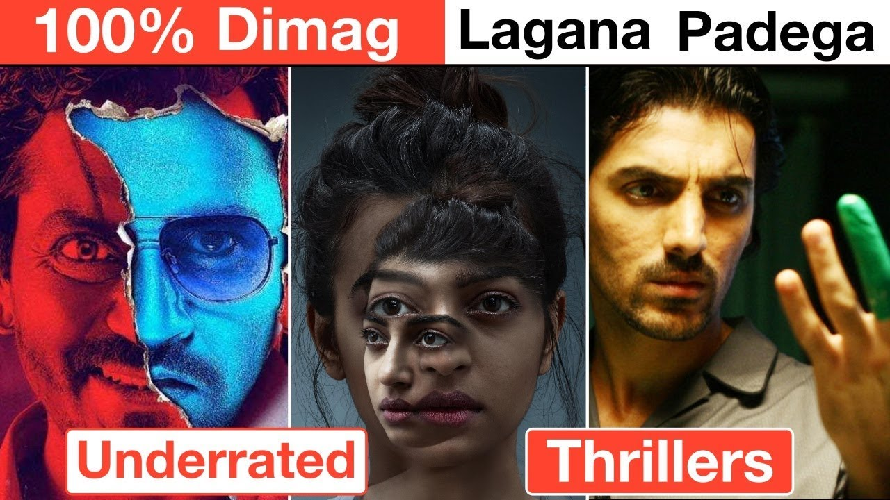 Download Top 10 Best Underrated Bollywood Thriller Movies You Should Not Miss | Deeksha Sharma
