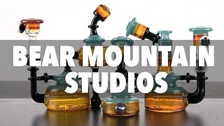Bear Mountain Studios Demo // Top Shelf Glass