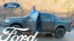 Matthias Malmedie testet den Ford Ranger Raptor | Ford Deutschland