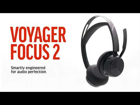 Introducing the Poly Voyager Focus 2 - 10 sec