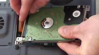 Festplatten Tausch mit HDD-Kabel (Notebook / Laptop)