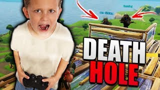 HILARIOUS - ANNOYING ANGRY KIDS IN ALL NEW LOCATIONS - Fortnite Battle Royal Troll Funny Moments