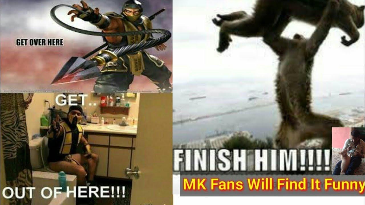 Mortal Kombat Fans Will Find It Funny