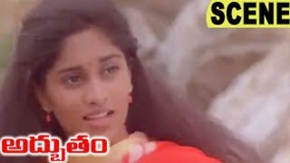 Nassar Asks Shalini About Kidnapper - Shalini Proposes To Ajith || Adbutham Movie Scenes