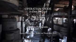 Operation SPODE In Dust We Trust 2013