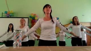 Простой танец флешмоб Simple dance flashmob(Простой танец флешмоб ( Simple dance flashmob), 2016-10-29T14:35:56.000Z)